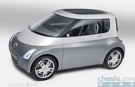 丰田密谋大改革计划推出低成本新车型(图)