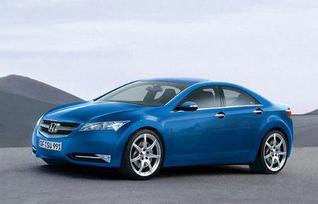 2007将是广本新产品投放年第八代雅阁加速孕育