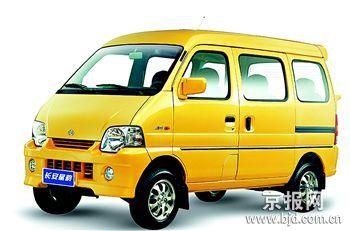 中国微车市场出路何在高清图片