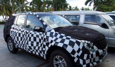上汽乘用车公司总经理表示荣威SUV明年推出