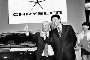 北京奔驰-戴克执行副总裁:Jeep有望再度国产