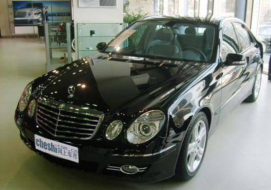 国产奔驰E全系优惠送保养4S店最高让5万