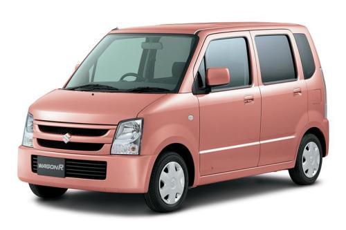 """铃木微型车""""WagonR""""连续4年日本销量第一"""