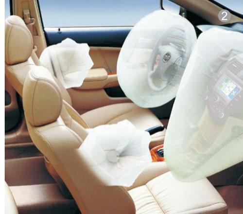 详解比亚迪F6:舒适、安全、环保的奢华享受