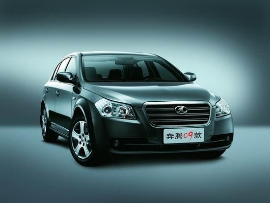 一汽09款奔腾B70增配上市售13.88-18.88万