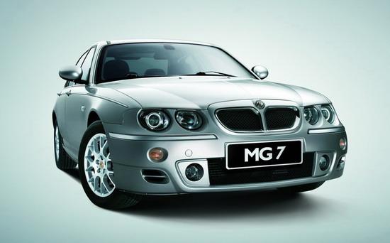 名爵MG7自动挡优惠6000元另有部分装饰送出