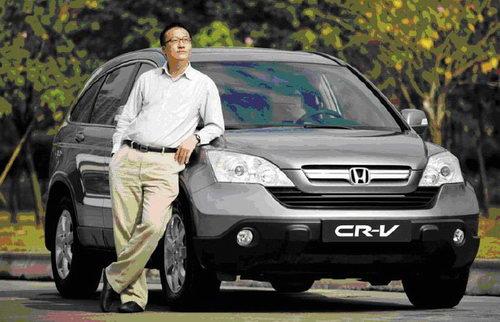 新CR-V达人王宇:向上、向尚、向善
