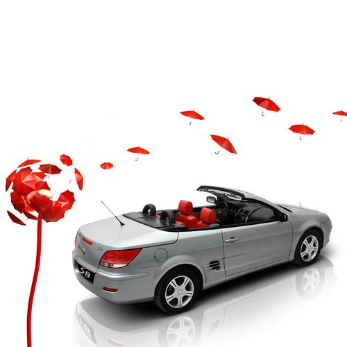 比亚迪硬顶敞蓬轿车F8将更名S8将以20万元入市