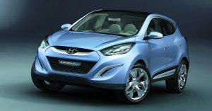 新一代途胜明年国产原型车欧洲风格明显(图)