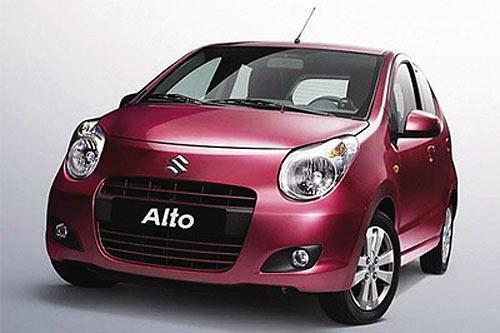 铃木上海车展发表全新ALTO奥拓年内投放中国