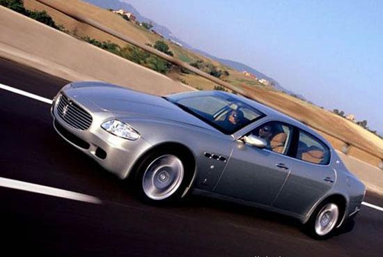 玛莎拉蒂老款总裁行政GT版售168万元