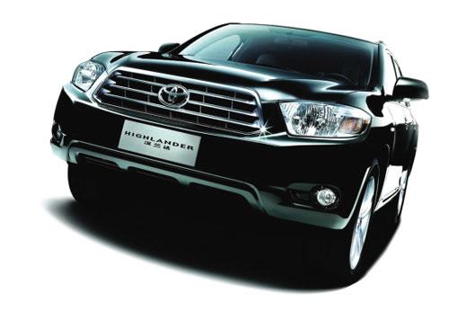 国产汉兰达新增2.7升两大排量10款车型