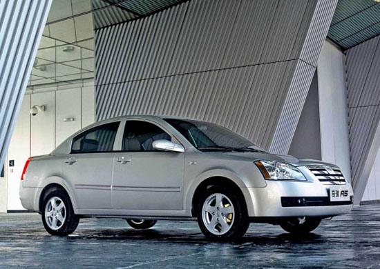 小车却有大优惠奇瑞A5最低仅售5.58万元