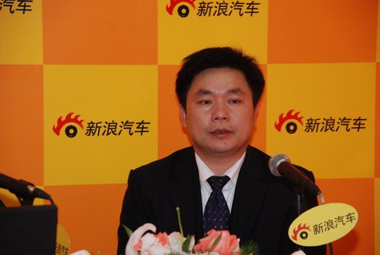 东风柳汽副总杨振球:中国汽车市场将增长10%
