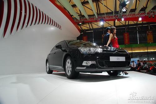 东风雪铁龙C5首亮上海车展今年年底将上市