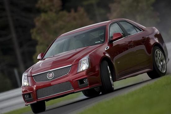 凯迪拉克CTS最高优惠4万多款车型优惠加大