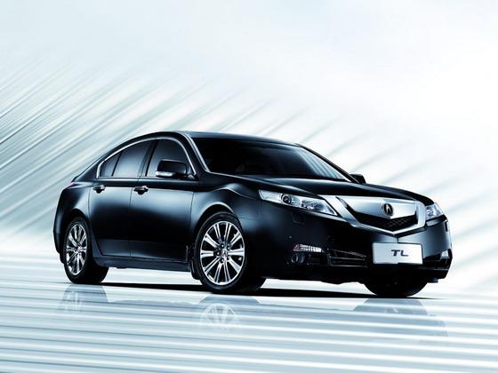 09款Acura讴歌TL豪华运动版