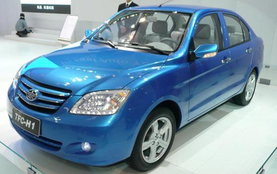 天津一汽两款新车命名即将在长春车展揭晓