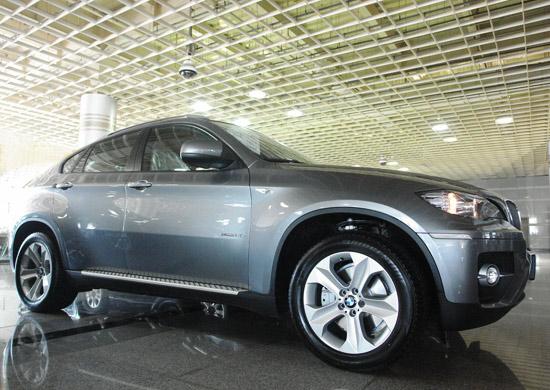 2010款宝马X6即将到店现已正式接受预订