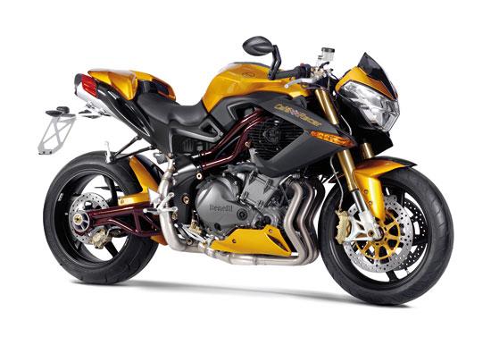 意大利百年品牌BENELLI抢滩中国摩托车市场