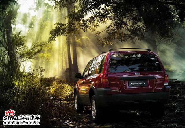 福特翼虎(Maverick)SUV
