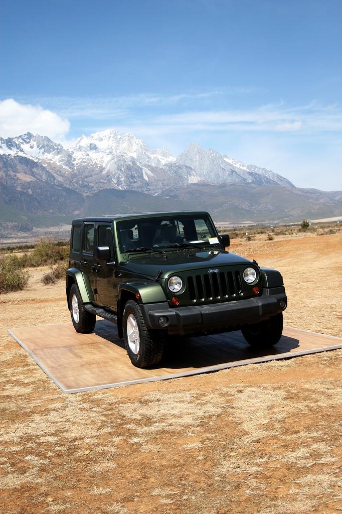 jeep牧马人壁纸;