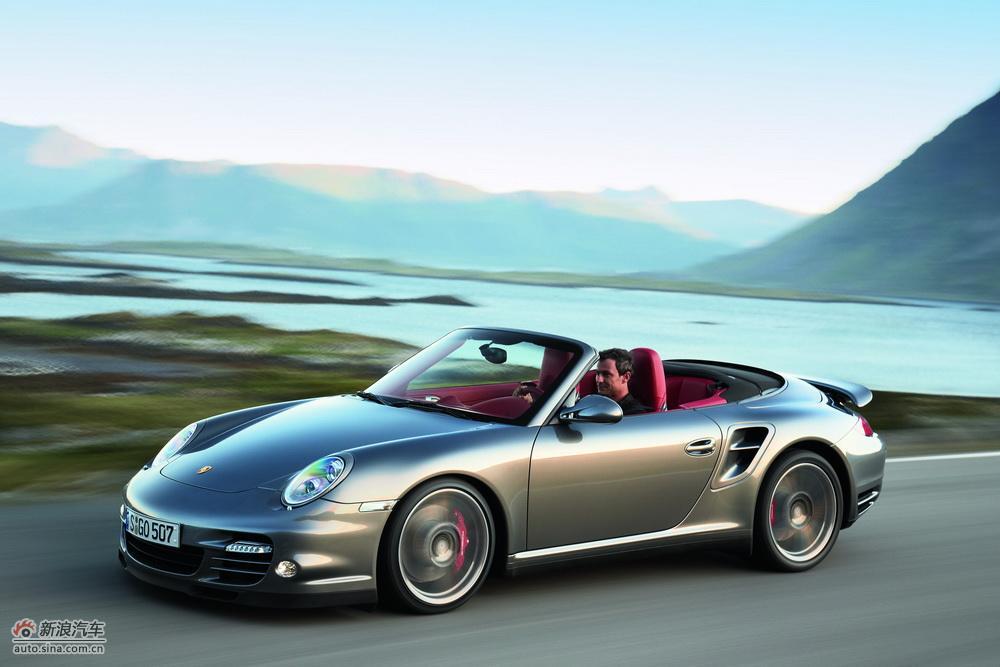 新款911 Turbo正式登陆北京