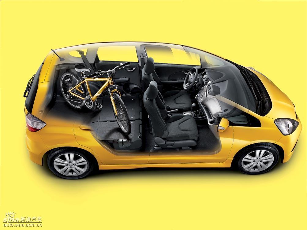 车内空间变化-超大模式
