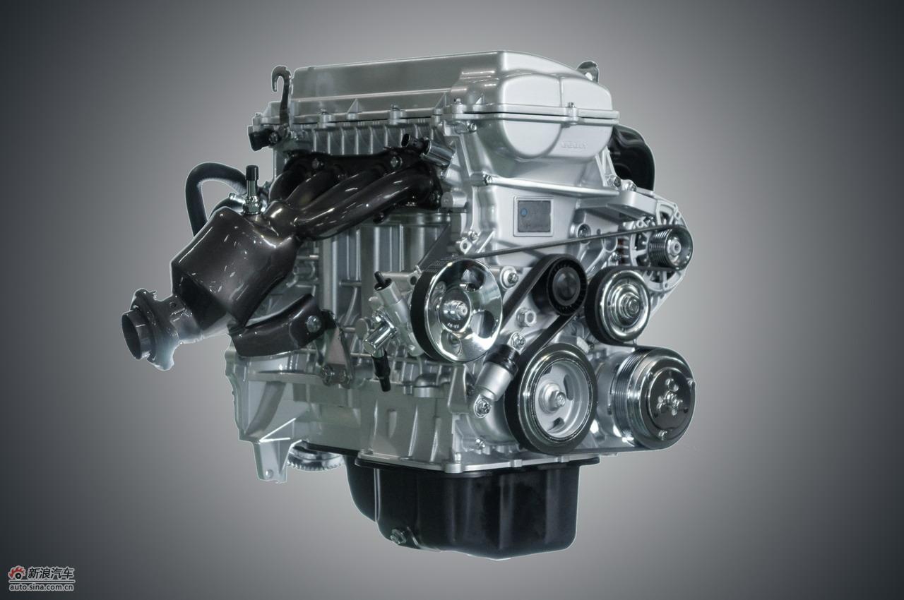 发动机jlγ-4g15