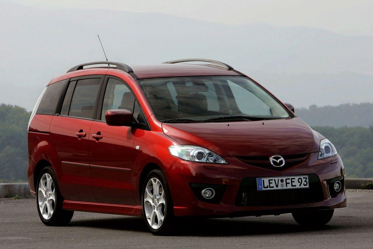 新Mazda 5