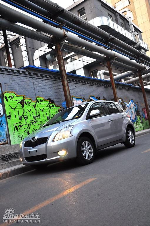 长城汽车全新小型车炫丽于11月6日在保定长城汽车工业园正式上市.高清图片