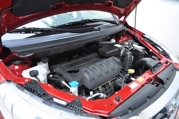 2014款英致G3 1.5L手动致尊版