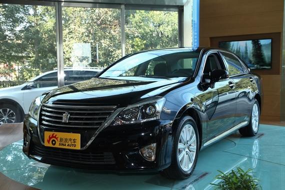 2012款皇冠V6 2.5L Royal Saloon
