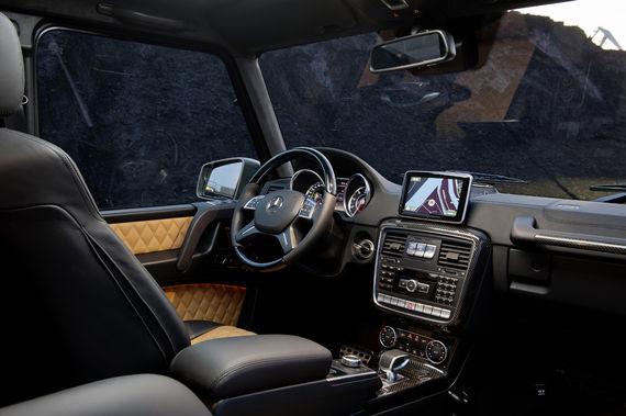 2013款梅赛德斯-奔驰G63 AMG
