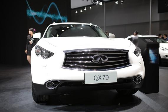 2013款英菲尼迪QX70