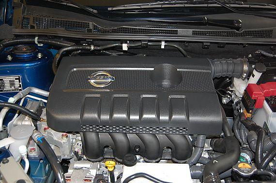 2011款骐达1.6XL CVT智能版