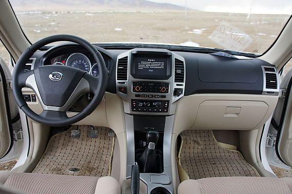 2011款奥轩G5 2.4L手动精英版