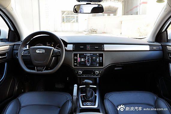 2015款观致3都市SUV 1.6T自动型动派增强型