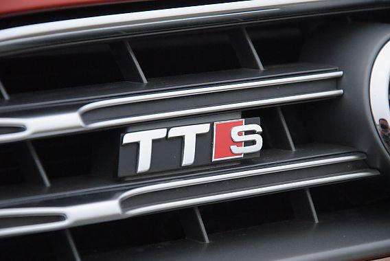 2011款TTS Coupe外观细节