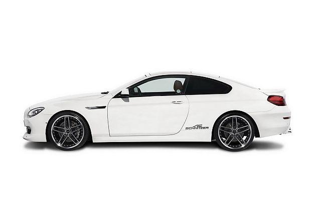 AC Schnitzer改装2012宝马6系Coupe