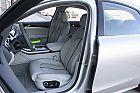 2012款奥迪S8座椅空间