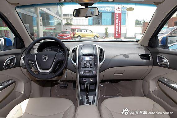 2014款宝骏610自动豪华型