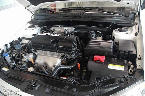 赛拉图1.6CVVT发动机