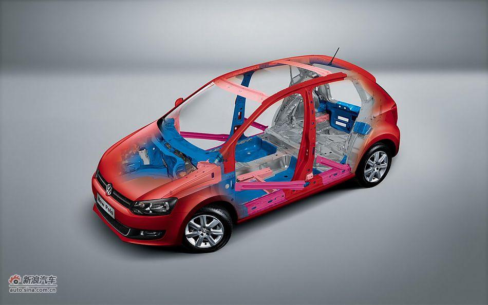 全新Polo结构及车身