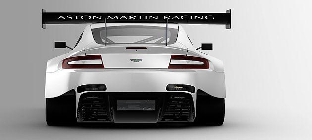 阿斯顿马丁GT3将迎来公路继承者