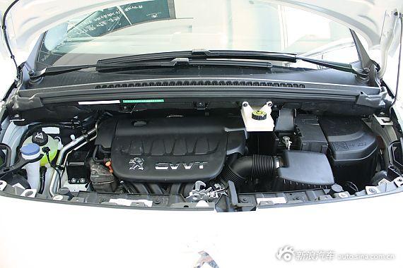 2013款东风标志3008 2.0L手动经典版
