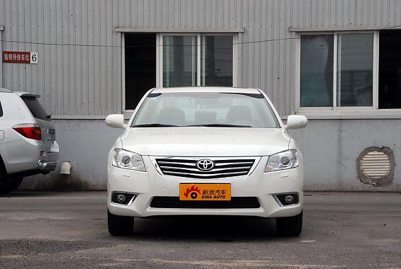 2011款广汽丰田凯美瑞纪念版