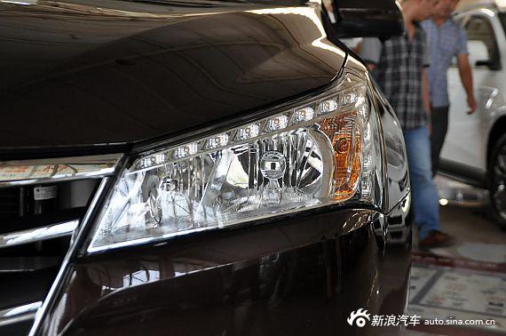 2013款纳智捷 5 Sedan
