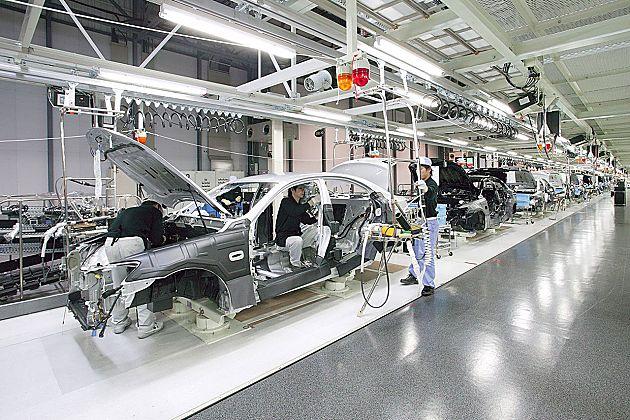 九州工厂探访 2015雷克萨斯匠心之旅