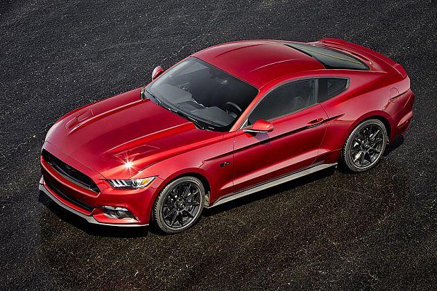 新款套件及选配 2016款福特Mustang